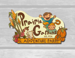 Prairie Gardens Branding/Identity