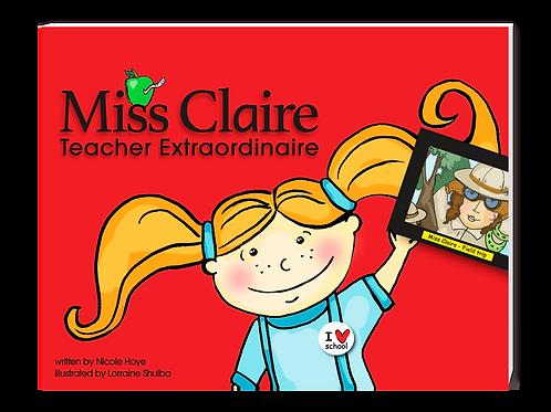 """Multiple Book Order """"Teacher Extraordinaire""""  3 books - Buy in bulk & save! $50"""