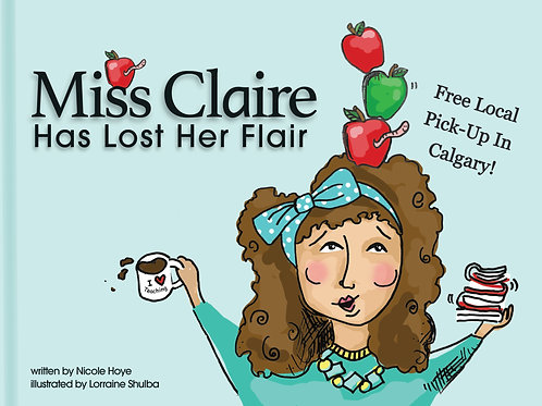 Large Book Order  Has Lost Her Flair  3 books - Buy in bulk & save! Only $50