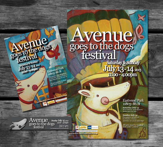 Avenue Goes To The Dogs