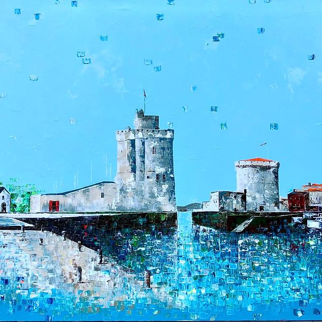 La Rochelle - le port