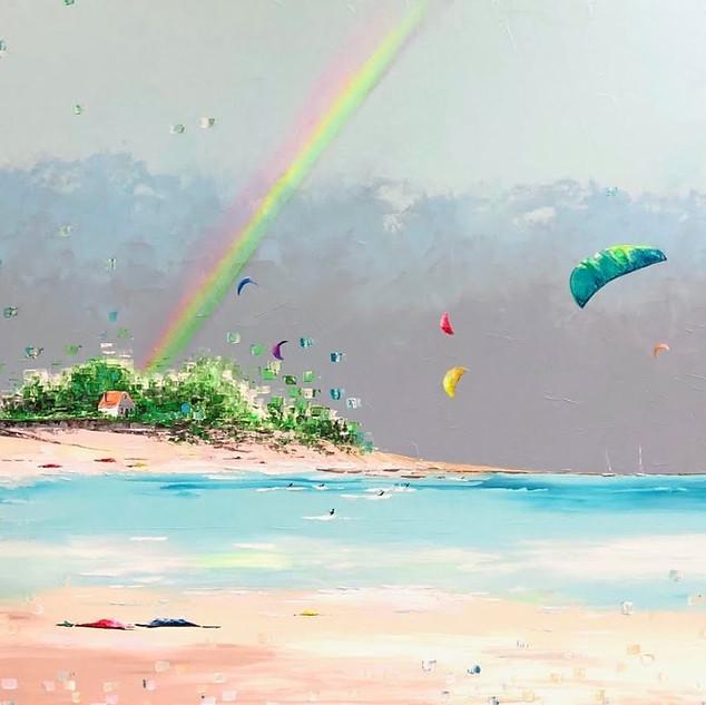 #Ré rainbow 1