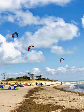 Ile de Ré - Kite surf