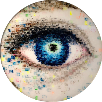 Magic eye 21