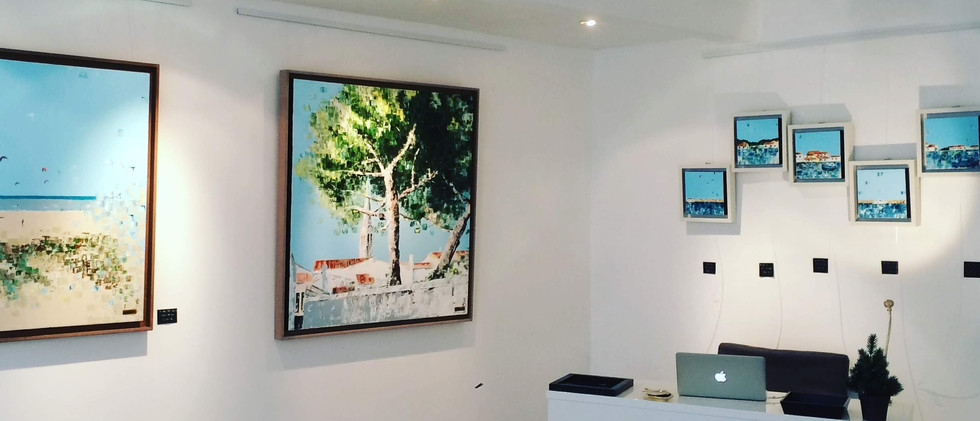 Galerie d'art -atelier Lo Breillat