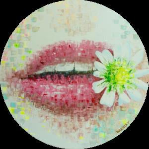 Magic lips flowers 2