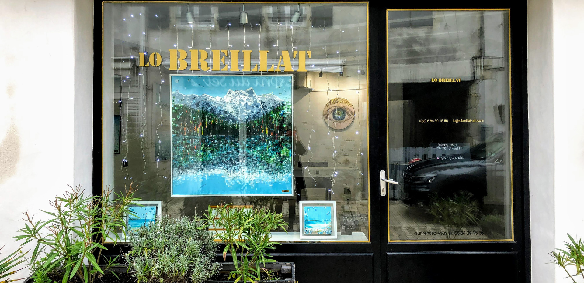 Galerie d'art Lo Breillat