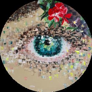 Magic eye flowers 2