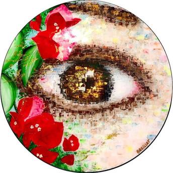 Magic Emilie's eye