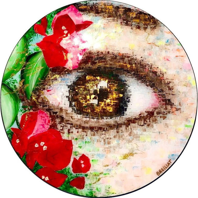 Magic Emilie's eye