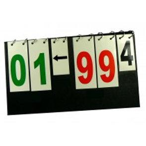 062741 Scoreur manuel multisports