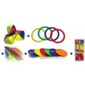 099259 Kit jonglerie