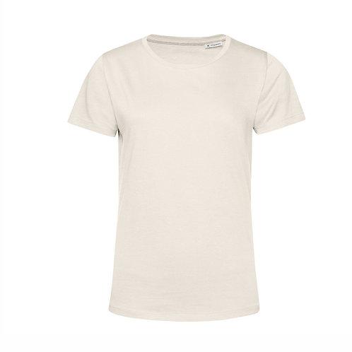 T-shirt femme en coton organique