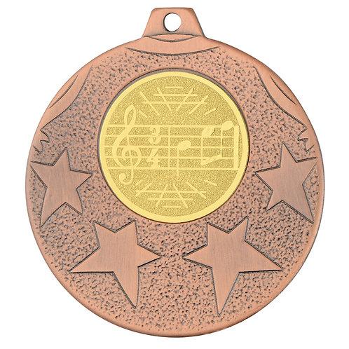Médaille personnalisable 5528