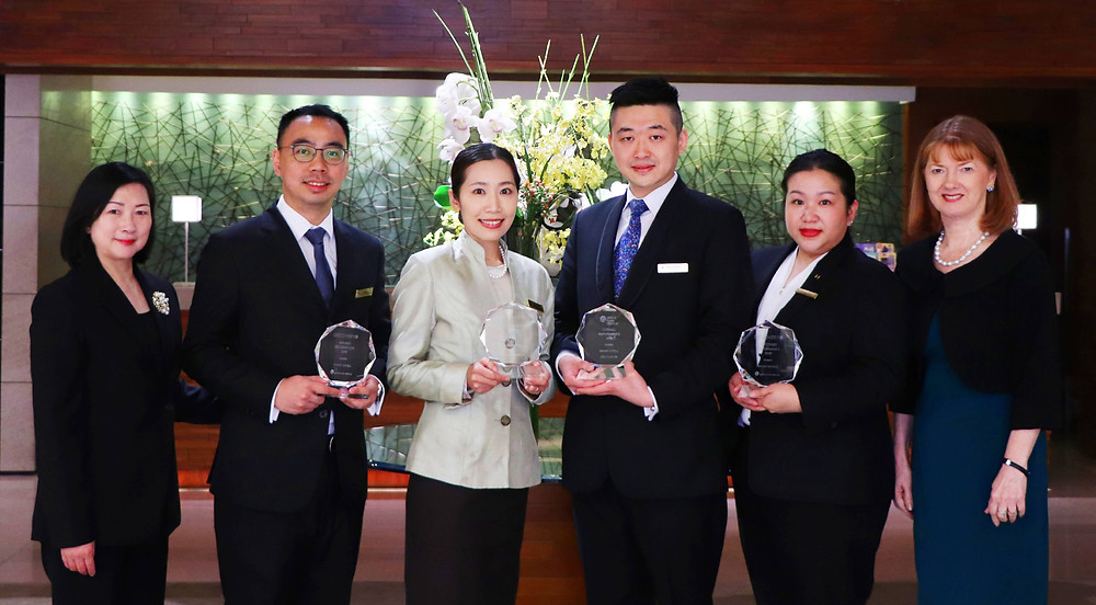 Wharf Hotels at Global Hotel Alliance Award Ceremony