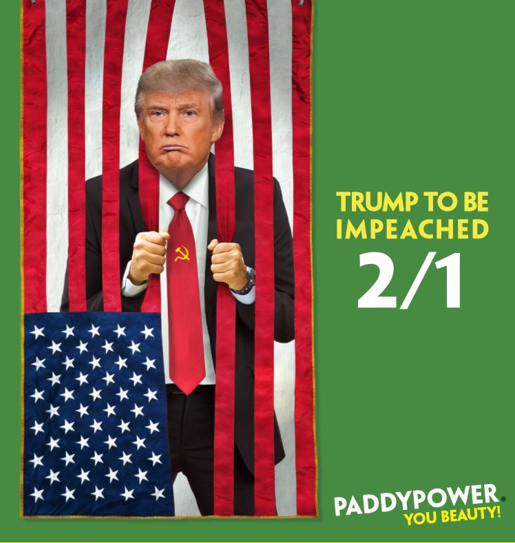 Bookmakers impeachment