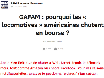 Gerant-prive.com sur BFM Business