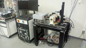 光磁気カー効果イメージング測定装置 (Quantum Design社)