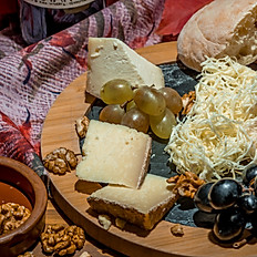 3 and 5 Types of rare Georgian cheese