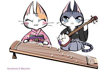 箏 琴 三味線