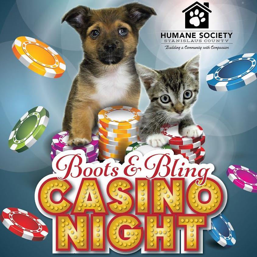 Boots & Bling // Casino Night Fundraiser