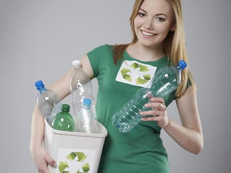 Entenda como ocorre a reciclagem do plástico