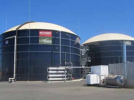 Biodigestor transforma lixo orgânico em energia para milhares de residências