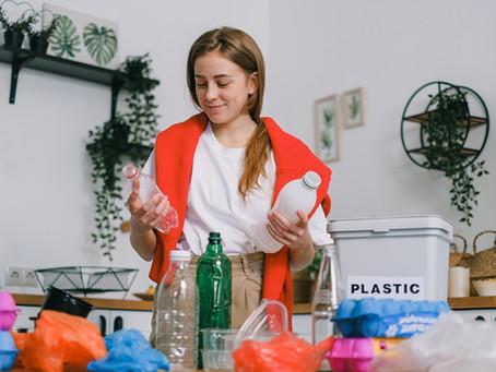 Super dica para facilitar a separação e o descarte corretos dos resíduos em casa