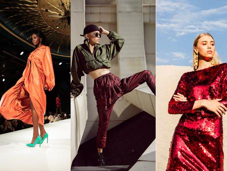 Estilistas projetam a moda pós pandemia: conforto, cor e brilho