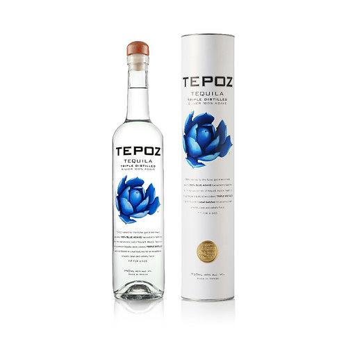 TEPOZ Tequila Silver