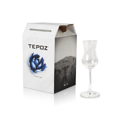 TEPOZ Sipping Glass (Set of 4)