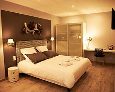 Les chambres | Béthune City Relax