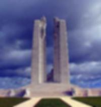 Le monument canadien vimy