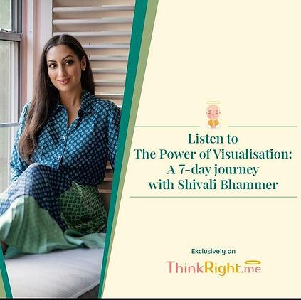 Power of Visualisation - Meditation - Sh