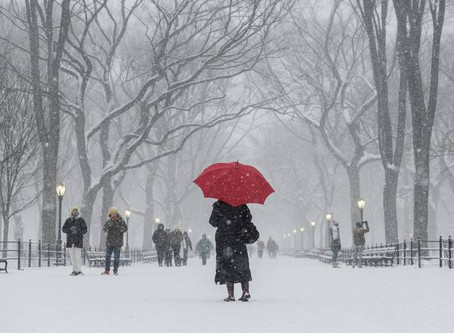 10 Little Things to Help Battle the Late Winter BLUES