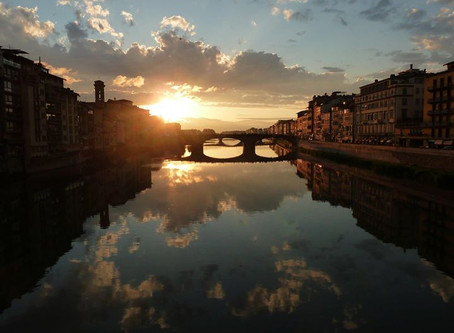 An English Girl Living in Florence