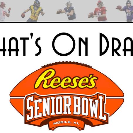 Senior Bowl Quarterbacks: Head to Head