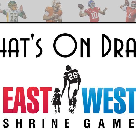 East-West Shrine Game: Quarterbacks