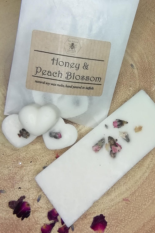 Honey & Peach Blossom from £2.50