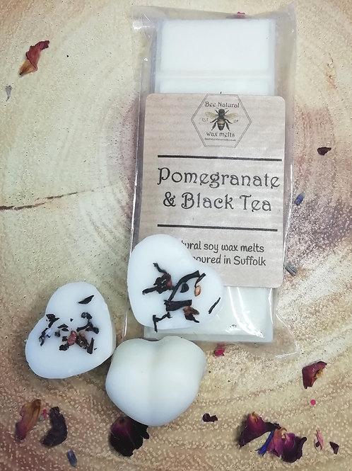 Pomegranate & Black Tea from £2.50