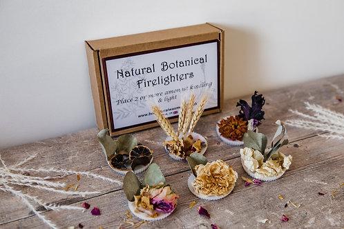 Natural Botanical Firelighters