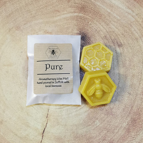 Pure Beeswax Melt (each)