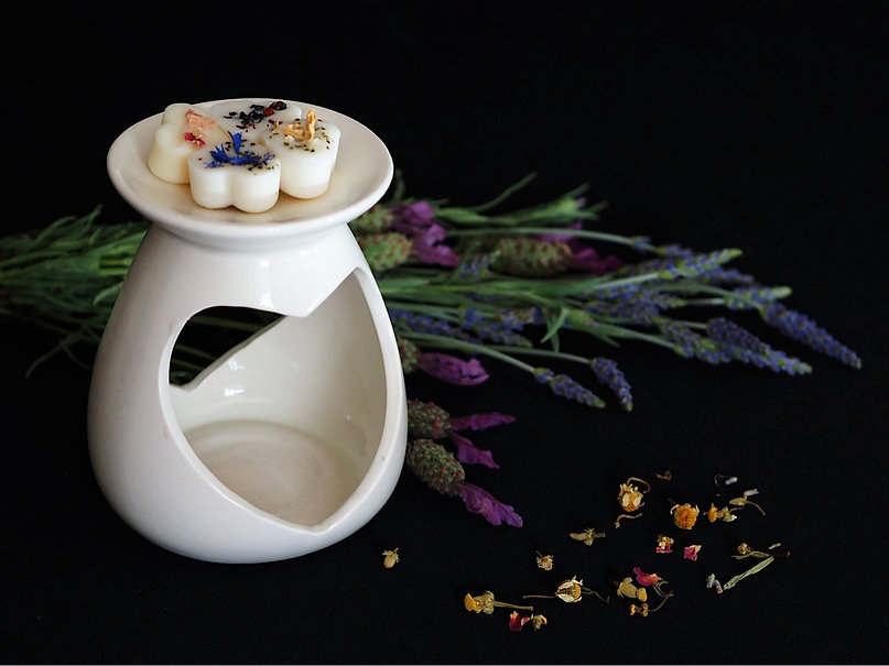 Soy Wax Melts   Bee Natura Wax Melts   Wax Melts in Ceramic Burner