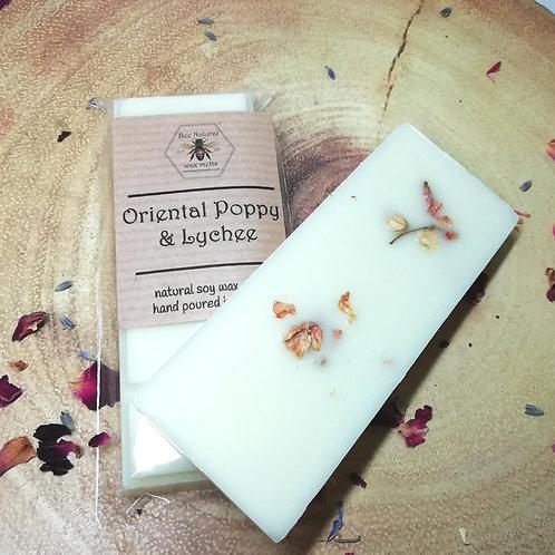 Oriental Poppy & Lychee