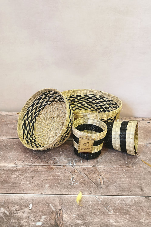 Seagrass Bowl & planters from £3.75
