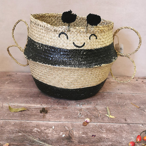 Seagrass Bee Basket