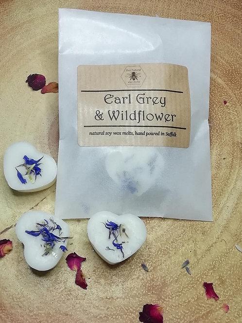 Earl Grey & Wildflower from £2.50