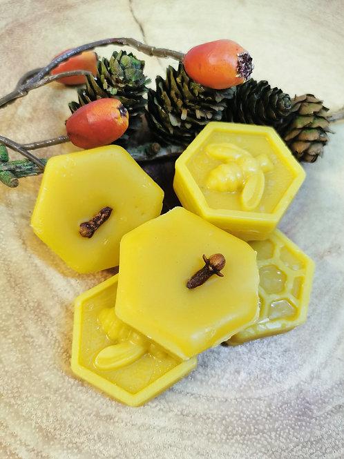 Rejoice aromatherapy beeswax melt
