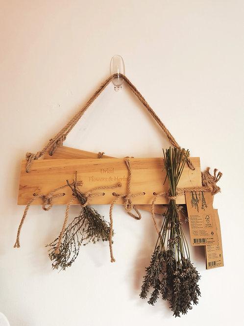Flower& Herb drying rack