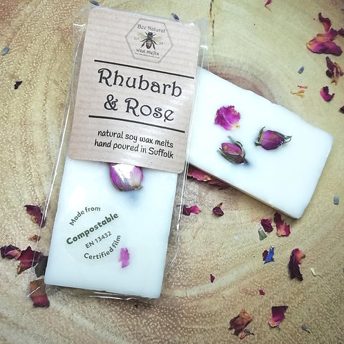 Rhubarb & Rose from £2.50